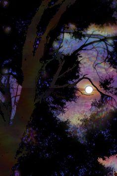 pureblindingcolour:  behold, the Moon by pureblindingcolour