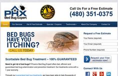 New Pest Control Services added to CMac.ws. Phoenix Bed Bug Expert in Scottsdale, AZ - http://pest-control-services.cmac.ws/phoenix-bed-bug-expert/19190/