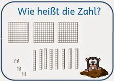 Mathelandschaft: Legekarten für den Zahlenraum 1000
