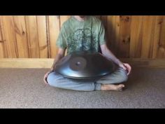 Highly resonant, handmade 9 note Handpan for sale in the scale of D Integral: and With hanging / carry bag included. Drums For Sale, G Minor, Carry Bag, Free Delivery, A3, Scale, Note, Handmade, Drum