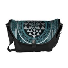 Purchase your next Blue messenger bag from Zazzle. Choose one of our great designs and order your messenger bag today! Geometry, Yoga Symbols, Bring It To Me, Sri Yantra, Laptop Messenger Bags, Blue And Silver, Chakra, Wealth, Diaper Bag
