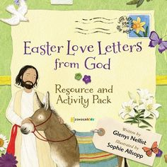 FREE downloads - Holy Week Easter Activities for Kids