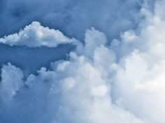Photoshop Tutorials: How to Create Cloud Shapes in Photoshop (Free Download)