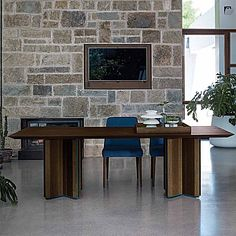 My Italian Living offers a variety of Italian contemporary and modern furniture for the bedroom, dining, living room and garden, We can also offer up to Modern Dining Table, Dining Bench, Dining Room, Dining Tables, Oak Panels, Slash, Oak Table, Italian Furniture, Types Of Wood
