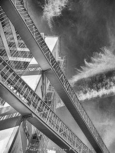 Van Nelle Fabriek Black & White HDR | Flickr - Photo Sharing!