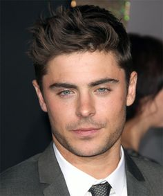 zac efron zac efron hairstyle and hairstyles on pinterest. Black Bedroom Furniture Sets. Home Design Ideas