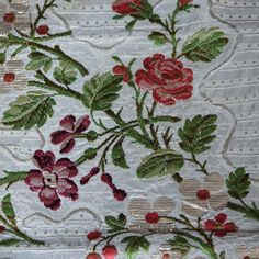 Lovely silk brocade