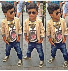 His outfit! little boy swag, baby boy swag, little man style, Fashion Kids, Toddler Boy Fashion, Little Boy Fashion, Boy Toddler, Fashion Hair, Baby Boys, Fashion Clothes, Trendy Fashion, Little Boy Swag