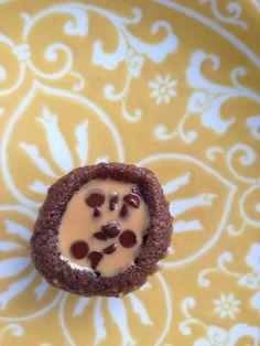 Vegan Almond Butter Cup Brownies