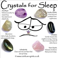 crystal healing Crystal inspiration for spiritual health by Katharine Dever Crystal Healing Chart, Crystal Guide, Crystal Magic, Crystal Shop, Healing Crystals, Healing Gemstones, Crystals And Gemstones, Stones And Crystals, Crystals For Sleep