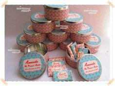 Souvenirs Personalizados, latas personalizadas. chiru.souvenirs@hotmail.com