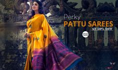 RRIVED: #Pattusilksarees from South India at 50% Discount!