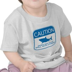 d22e67210 Caution – Does Not Play Well With Others Baby T-Shirt