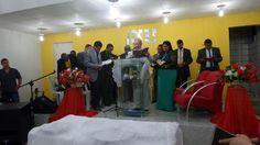 JESUS CRISTO, A ÚNICA ESPERANÇA: Pr. José Lins, o Plantador de Igrejas, chega à Ass...