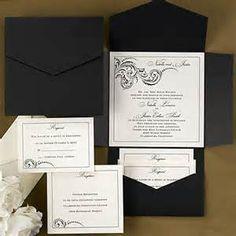 Pocket Wedding Invitations Kits on Dyi Wedding Invitations Heavenly ...