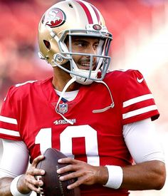 5f611be9d Kyle Shanahan on Jimmy Garoppolo  49ers QB on track to be cleared for  training camp