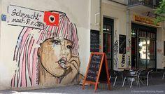 Longing desire for Paris by El Bocho Sehnsucht nach Paris von El Bocho