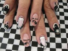 50s nails