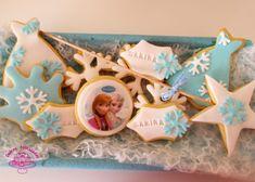 Dulces felicidades: #Galletas de mantequilla #Frozen para una princesa