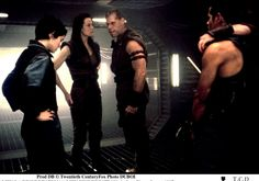 Alien, la résurrection - Raymond Cruz - Sigourney Weaver - Ron Perlman