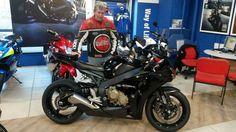 Enjoy that gorgeous Blade Steven thanks again pal :) #Honda #Fireblade smcbikes.com http://ift.tt/2iM6kcE
