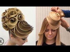 Peinados De Fiesta Rapidos Y Faciles Amazing Son Peinados Muy