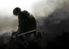 View, download, comment, and rate this 1366x967 Levi Ackerman Wallpaper - Wallpaper Abyss