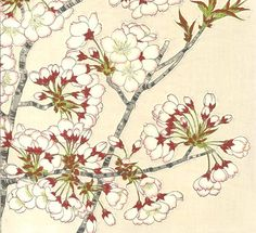 Kawarazaki Shodo - F19 Sakura (Cherry Blossoms) - Japanese Woodblock Print_  http://www.ebay.com/itm/Kawarazaki-Shodo-F19-Sakura-Cherry-Blossoms-Japanese-Woodblock-Print/131302853992?_trksid=p2047675.c100010.m2109&_trkparms=aid%3D555012%26algo%3DPW.MBE%26ao%3D1%26asc%3D20131231084308%26meid%3Dba3fc8881d5e49898a95e501d0794903%26pid%3D100010%26prg%3D20131231084308%26rk%3D1%26rkt%3D24%26sd%3D131305454874