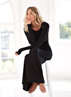 #sexy #simple #black #dress