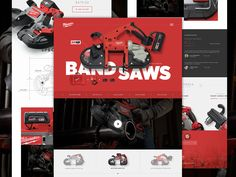Finally wrapped this one up. Really had fun with this guy. I wanted to design a less-typical product page layout that was full of eye candy to really get a consumer's attention. It was nice not hav...
