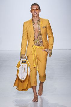 Nick Graham Menswear Spring Summer 2018 New York