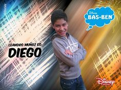 Diego - New Character Bas-Ben