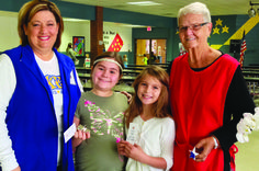 A student and lunch monitor at Sixes Elementary School in Canton, GA are being touted as heroes for saving a third-grade student from choking.