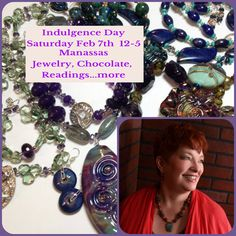 Join Bold Bodacious Jewelry and Rising Phoenix Holistic Center in Manassas on February 7th for  Indulgence Day: Chocolate, Cherubs & Jewelry I will be bringing new gemstone creations to help you live your empowered, bodacious purpose. bite-sized angel message sessions  Date: Saturday - February 7, 2015 Time: 12PM-5PM Rising Phoenix Holistic Center 9028D Prince William St Manassas VA 20110  http://www.boldbodaciousjewelry.com
