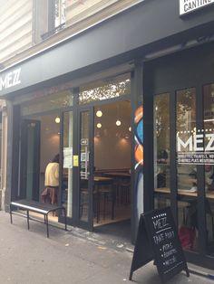 Mezz, 53 quai de Valmy, 75010 Paris