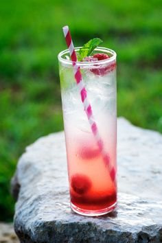 fourth of july inspired cocktails