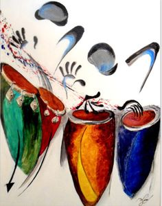 Music Illustration, Photo Illustration, Rasta Art, Yoruba Religion, Boat Art, Cartoon Posters, Funky Art, Epic Art, Types Of Art
