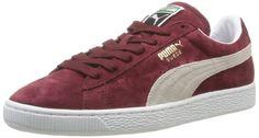 Puma Suede Classic+, Unisex-Erwachsene Sneakers, Rot (cabernet-white 75), 38.5 EU (5.5 Erwachsene UK) - http://uhr.haus/puma-6/38-5-eu-puma-suede-classic-sneaker-herren-7-0-uk-40-5-5