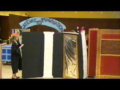 Check out this Odyssey of the Mind long-term problem that won first place at Worlds. :)