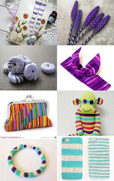 Catching a Case of Stripes by Debbie on Etsy--Pinned with TreasuryPin.com