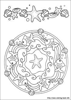 Mandala Coloring Pages and Printables