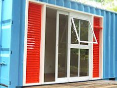 Fenêtres de style par Casa Container Marilia - Arquitetura em Container