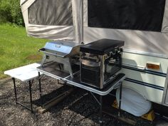 Campers Pop Up Camping On Pinterest Tent Trailers Pop