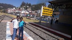 Travel with us: Nilgiri Mountain Railway