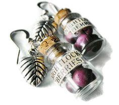 Hunger Games earrings!