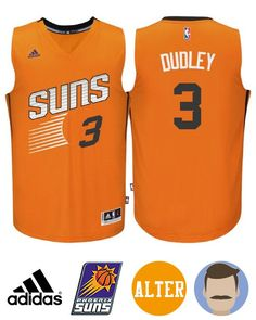 c3fb3c51598 Men s Jared Dudley 2016 Alternate New Swingman Jersey Cheap MLB Jerseys. Phoenix  SunsBig ...
