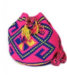 Wayuu Bag / Small /- Trendy Seasons