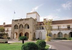 The Presidential Palace today