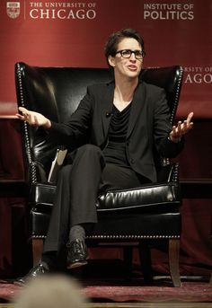 Rachel Maddow Through The Years Suits Rachel, Rachel Maddow, Tomboy Outfits, Madly In Love, Work Fashion, Suits For Women, Amazing Women, Lgbt, Lesbian