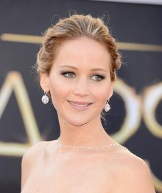 Jennifer Lawrence.  Incredibly talented, charming, funny and down-to-earth.